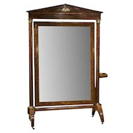 French Cheval Dressing Mirror