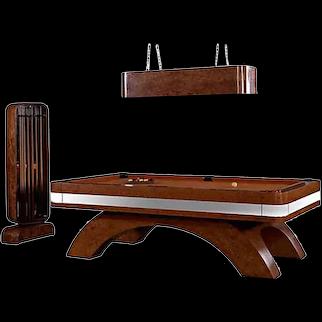 Custom Handcrafted Billiards Table
