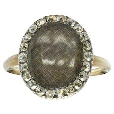 A Georgian Mourning Ring