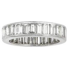 A Diamond-set Full Eternity Ring