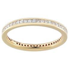 A Diamond Full Eternity Ring