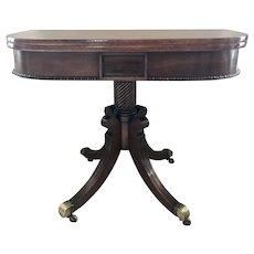 Fine Antique Early 19th Century Regency Tea/Side Table