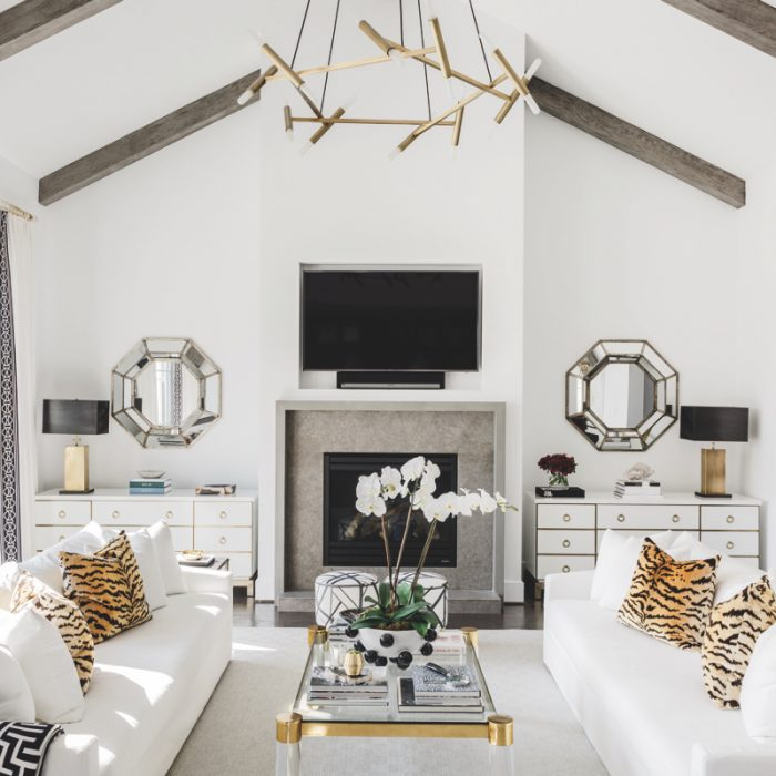 LuxBOOK | RubyLUX | Houston Home by LUXE Interiors | Get the Look