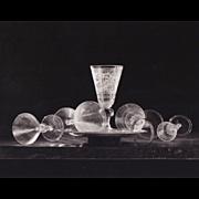 D W Mellor, Prague Glasses, 2004, 2/5