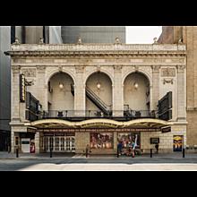John Woolf, Richard Rogers Theater, New York City. 2014, 1/10