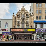 John Woolf, Valencia Theater, Queens, New York, 2014, 1/10