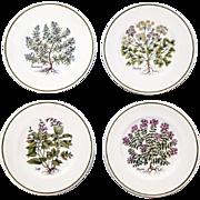 Set of 12 Tiffany & Co. Dessert Plates