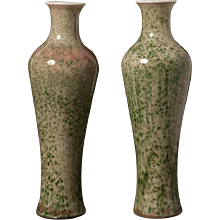 Qing Dynasty Vases