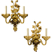 Pair of Sconces by Caldwell