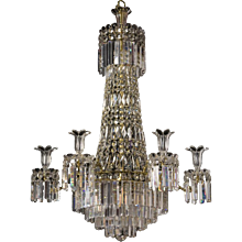 English Regency Chandelier