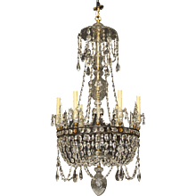 Late 18th-Early 19th Century Waterford Chandelier