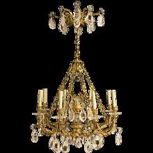 Louis XV-style Chandelier