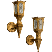 Pair of Wall Lanterns