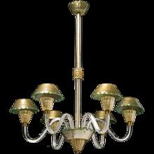 1930's Venetian Chandelier