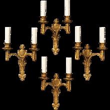 Set of Four Louis XVI-style Sconces