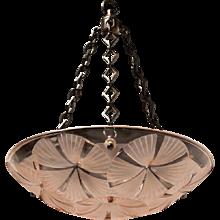 Art Deco Pendant by Degue