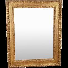 Italian Gilt Frame Mirror