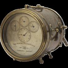 Homing Pigeon Clock