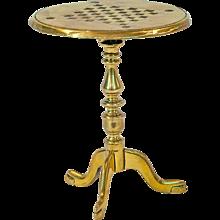 Miniature Flip Top Table