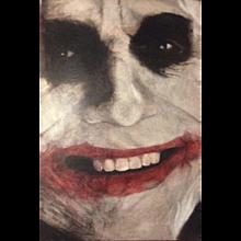 Laughing  Joker by Pranai