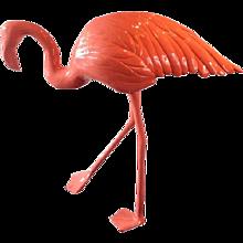 Flamingo, Life Size, Fiberglass