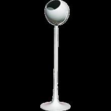 "1970s Adjustable """"Eye Ball"""" Floor Lamp on Pedestal Base"