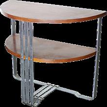 Wolfgang Hoffmann American Art Deco End Table