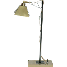 "Curtis Jere """"Jacob's Ladder"""" Table Lamp"
