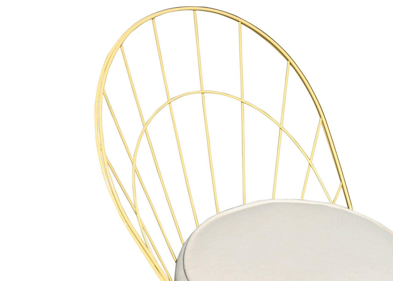 Verner Panton Style Wire Quot Cone Quot Chairs And Dining Table