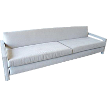 Modernist Belgian Sofa