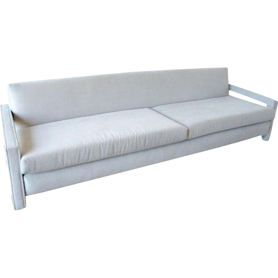 Modernist Belgian Sofa From Materialenvironment On RubyLUX