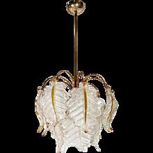 Enticing Murano Vintage Chandelier