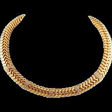 Diamond Necklace by Bulgari