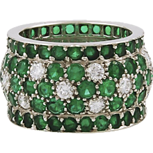 "Cartier ""Nigeria' Wedding Band"