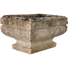 French Bourguignon Stone Jardiniere