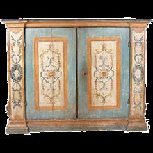 Italian Painted Pine Sideboard