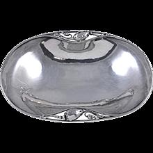 Georg Jensen Silver Biscuit Bowl No. 2A
