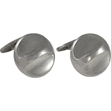 Georg Jensen Sterling Cufflinks No. 82