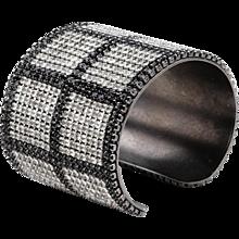 Roxanne Assoulin Fabulous Rhinestone Cuff Bracelet