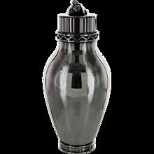 Danish Modern Sterling Silver Cocktail Shaker