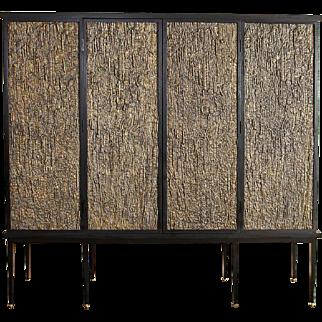 Sculptural Flair Edition Cabinet