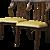 1960s Italian Dining Chairs
