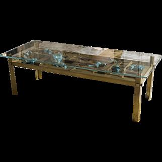 1970s Italian Sculptural Coffee Table