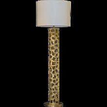 """Flair Edition """"Cylinder"""" Floor Lamp"""