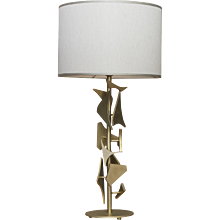 "Flair Edition ""Sharp"" Lamp"