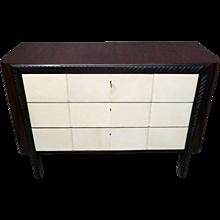 Chic Art Deco Italian Dresser