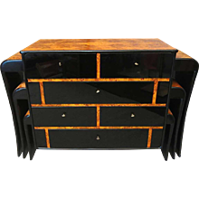 """Octopus"" Dresser from the Art Deco Period"