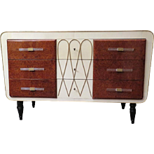 Distinctive Art Deco Chest of Drawers