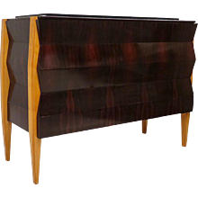 French Chest of Drawers Art Deco