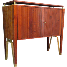 Art Deco French Cherry Sideboard